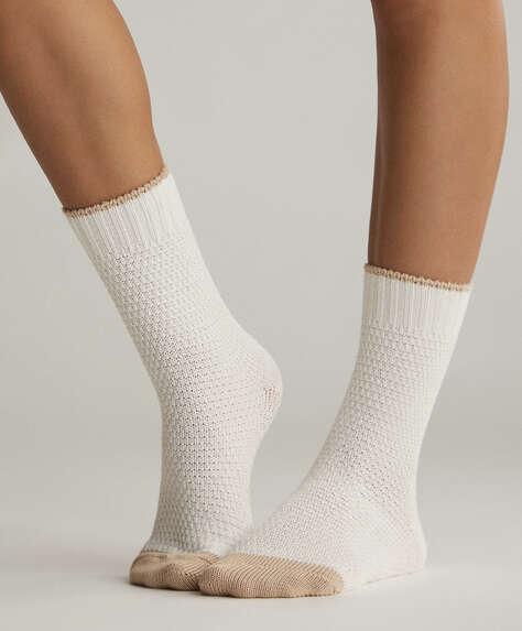 2 ζεύγη κάλτσες με δομή