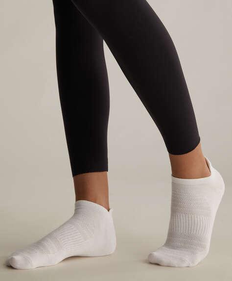 5 paires de socquettes de sport en coton