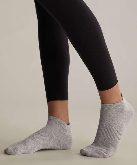 3 paires de socquettes sport