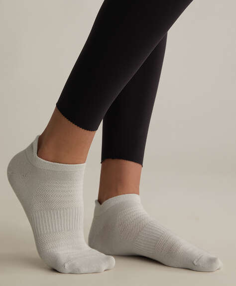 5 pairs of cotton sports socks
